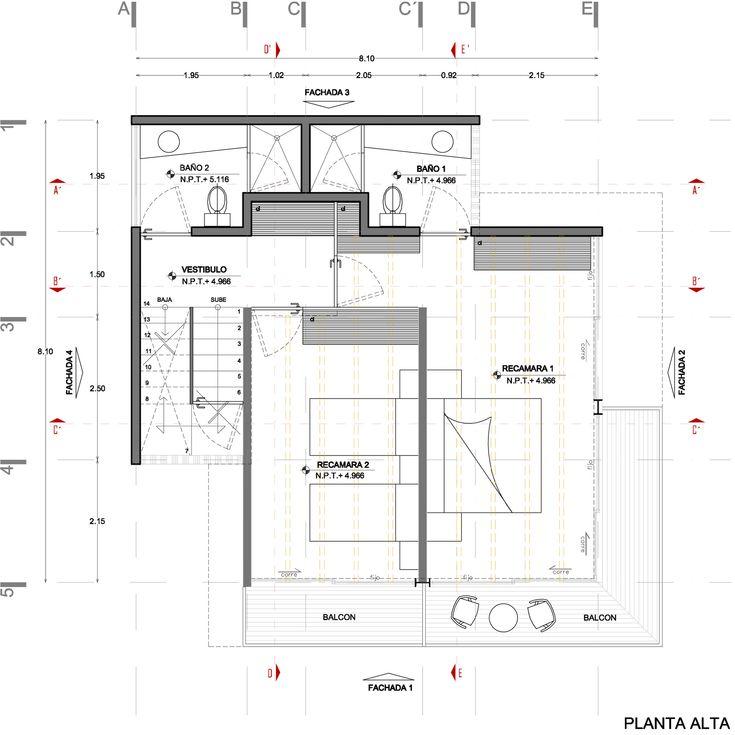 Gallery of Chipicas Town Houses / Alejandro Sanchez Garcia Arquitectos - 40