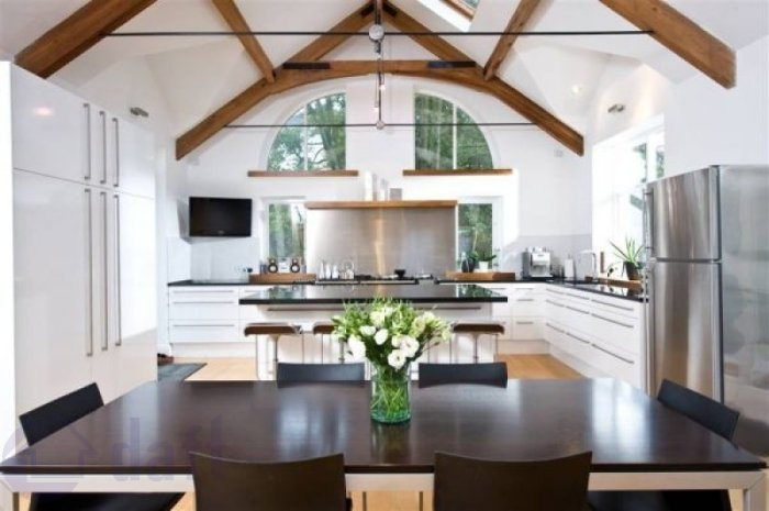 Very Best Open Kitchen with High Ceilings 700 x 465 · 83 kB · jpeg