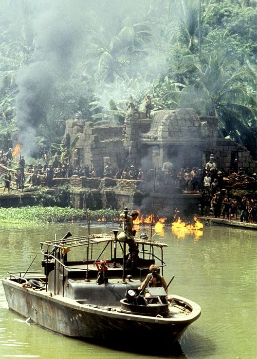 Apocalypse Now---my future yacht!
