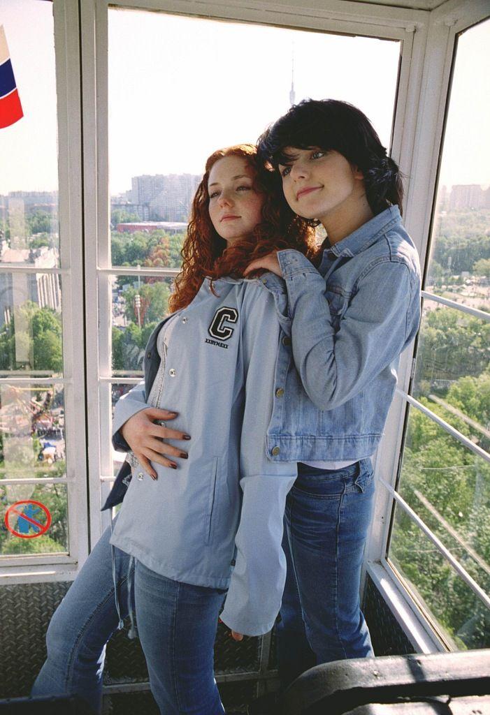 Lena Katina, Yulia Volkova, t.A.T.u.