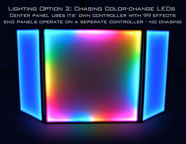 Beautiful Room Light Color Changer