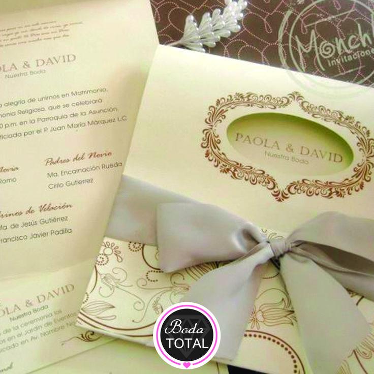 256 best Invitaciones de boda