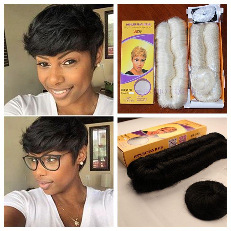 $48.36 (Buy here: https://alitems.com/g/1e8d114494ebda23ff8b16525dc3e8/?i=5&ulp=https%3A%2F%2Fwww.aliexpress.com%2Fitem%2F2PC-Virgin-Brazilian-Real-Human-Hair-Short-Bump-Hair-Weave-28PCS-Cheap-Human-Hair-Extensions-1B%2F32509006508.html ) 2PC+Virgin Brazilian Real Human Hair Short Bump Hair Weave 28PCS Cheap Human Hair Extensions #1B Factory Price With Free Closure for just $48.36
