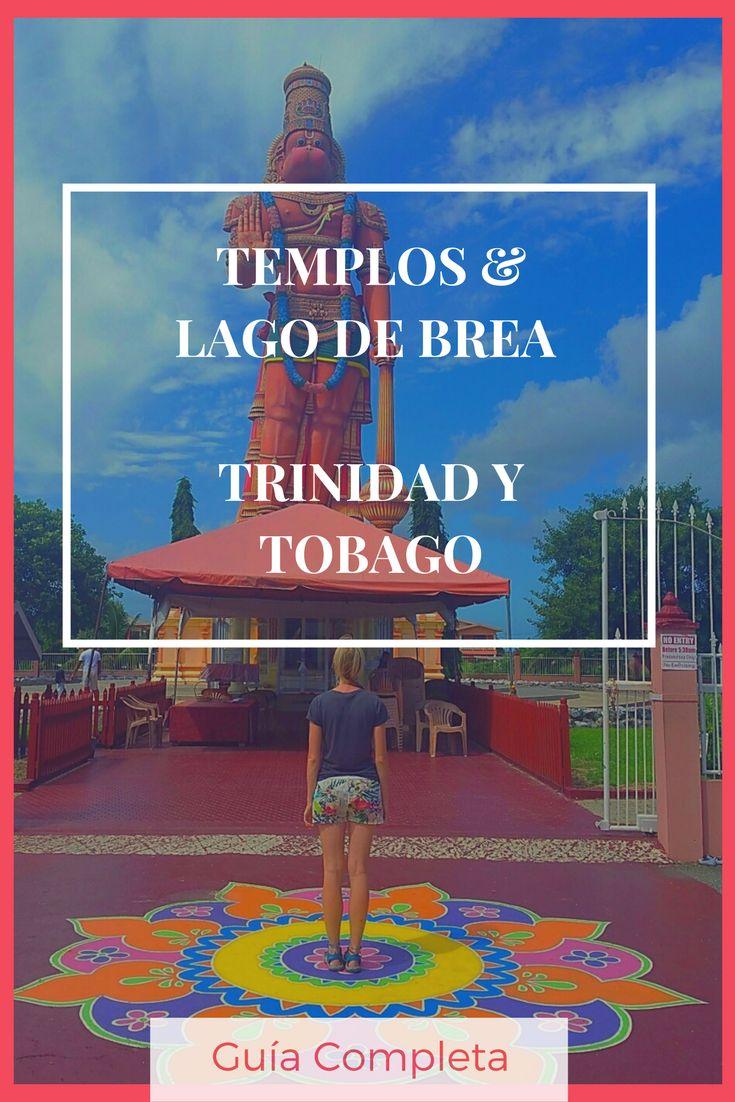 Visitar el sur de Trinidad, la mayor isla de Trinidad y Tobago. Templos Hindues, Playas y la mejor comida. Turismo en el Caribe. #trinidad #tobago #playa #turismo #viaje
