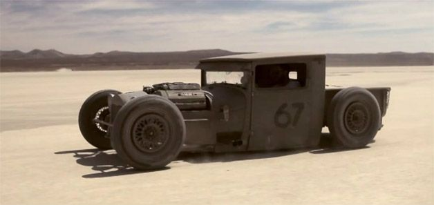 BMW-powered Ford Model A