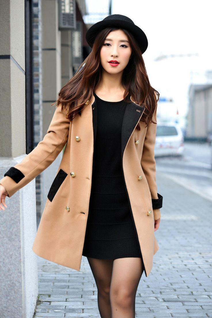 44 best coat images on Pinterest   Wool coats, Trench coats and ...