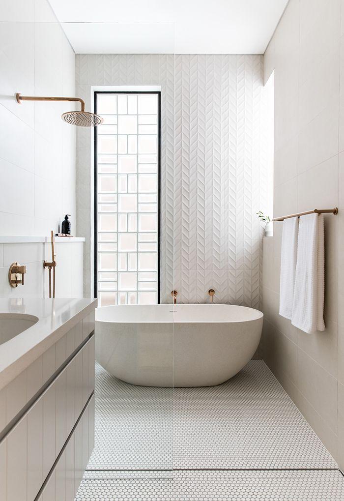 Badezimmer Ideen Fliesen In 2020 Modernes Badezimmer Bad Inspiration Badezimmer Renovieren