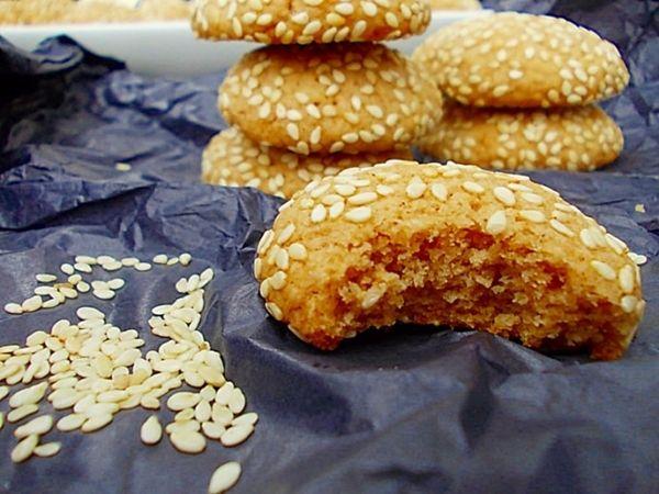 Křehké perníkové sušenky