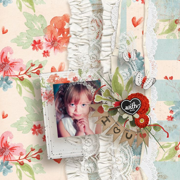 Digital Art :: Kits :: I Heart February (Full Kit)