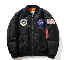 New Flight Pilot Jacket Men Bomber Ma1 Men Bomber Jacket Nasa Air Force Embroidery Baseball Military Thin Section Jacket S -XXL     Tag a friend who would love this!     FREE Shipping Worldwide     #Style #Fashion #Clothing    Buy one here---> http://www.alifashionmarket.com/products/new-flight-pilot-jacket-men-bomber-ma1-men-bomber-jacket-nasa-air-force-embroidery-baseball-military-thin-section-jacket-s-xxl/