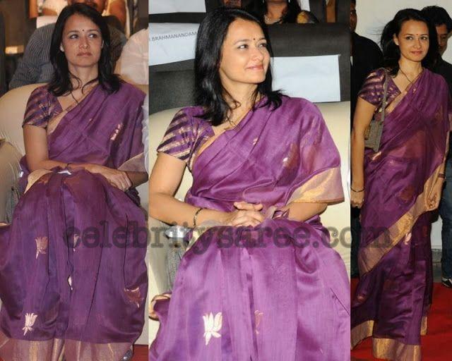 Amala's Silk Sari | Saree Blouse Patterns
