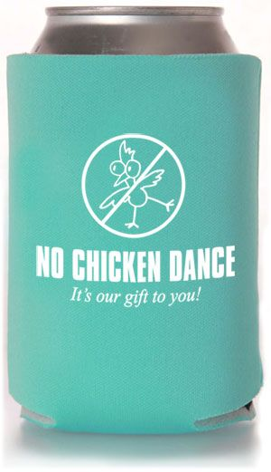 Even though I had I great time doing the chicken dance with ...