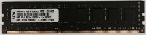 8GB MEMORY MODULES FOR Acer Aspire XC100-011