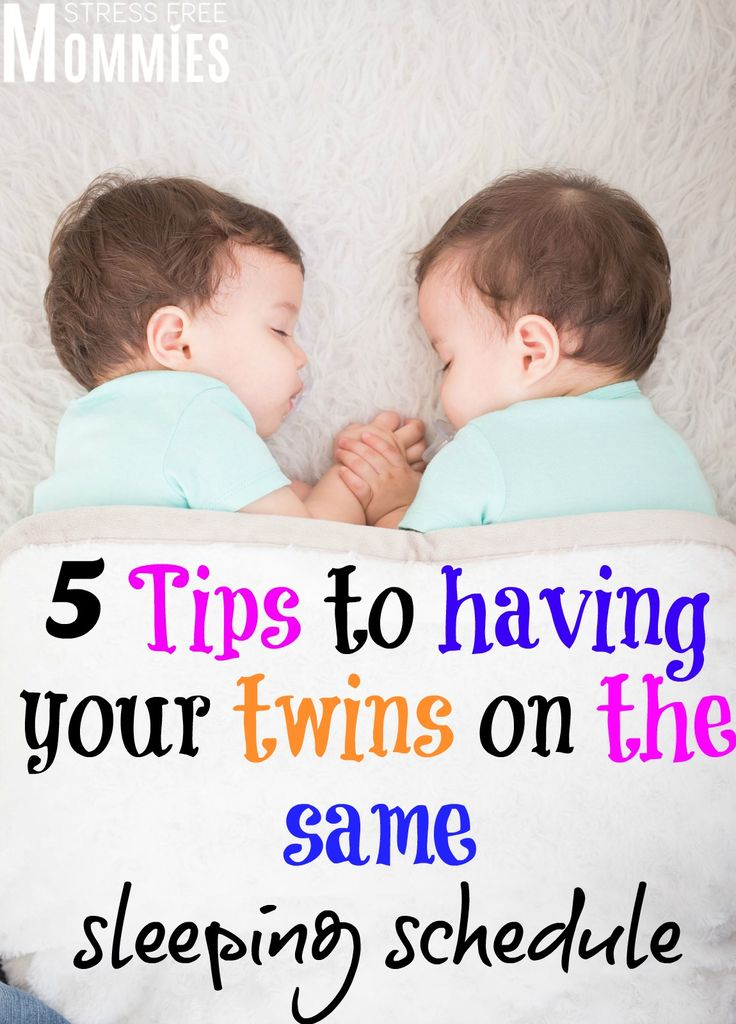 5 tips to having your twins on the same sleeping schedule- Useful and helpful tips for getting your twins to sleep at the same time. This twin mom knows how to establish a successful sleeping schedule for my twins and how to get them to sleep everyday at the same time! It can happen with consistency and commitment! These tips are not limited to twin moms only, whether you have twins or not, these tips will help you!
