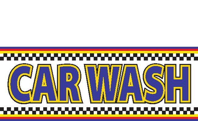 Car Wash Advertising Signs