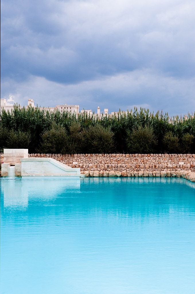 Unwind and set yourself free from stress at Borgo Egnazia.