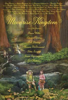 Moonrise Kingdom Movie Posters From Movie Poster Shop