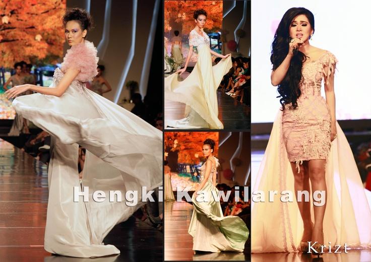 Fashionshow by Hengky Kawilarang @JFFF2012