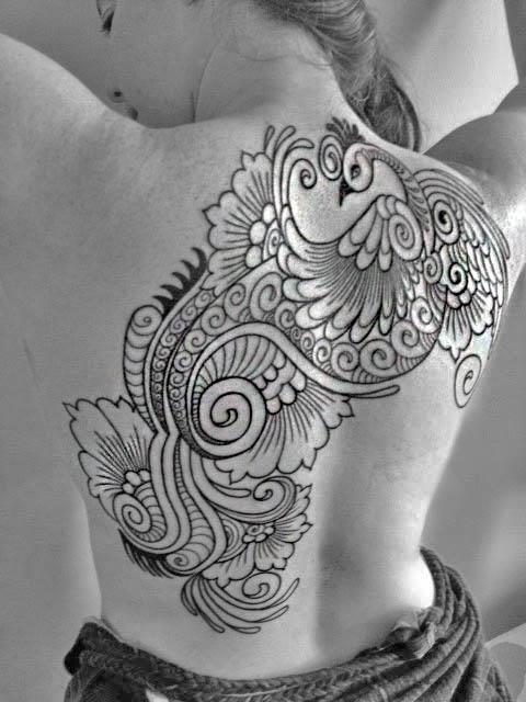 Peacock Design Henna Tattoo: 17 Best Images About Tattoo Henna Styles On Pinterest