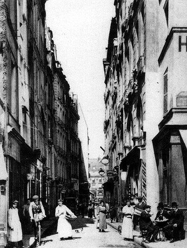 rue de la Huchette - Paris 5e