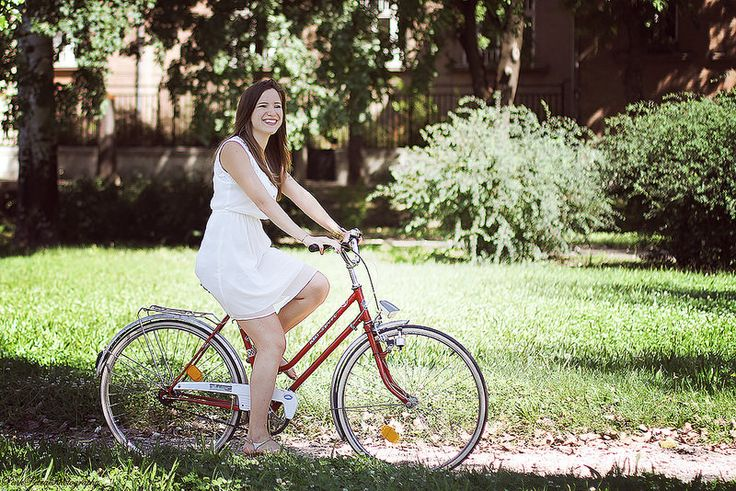 I want to ride my bicycle!