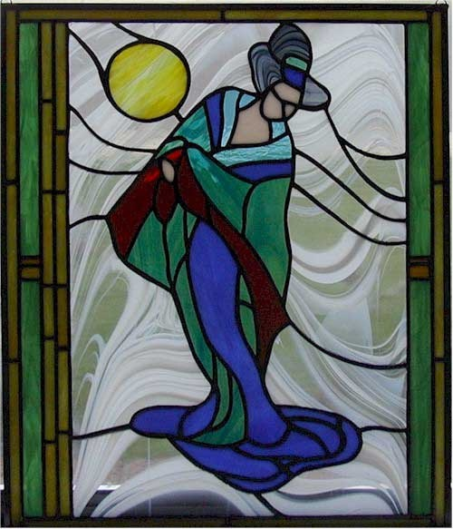 88 Best Stained Glass A Touch Of The Orient Images On
