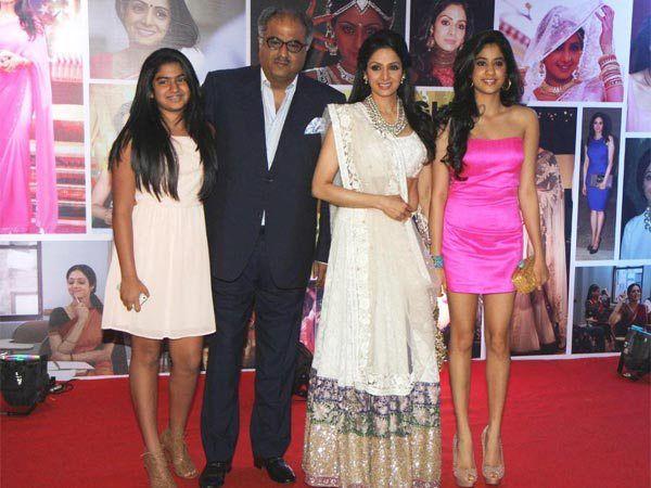 Boney Kapoor confirms daughter Jhanvi's Bollywood film with Karan Johar