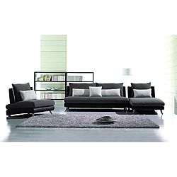 Chaves Contemporary 3-piece Sofa Set