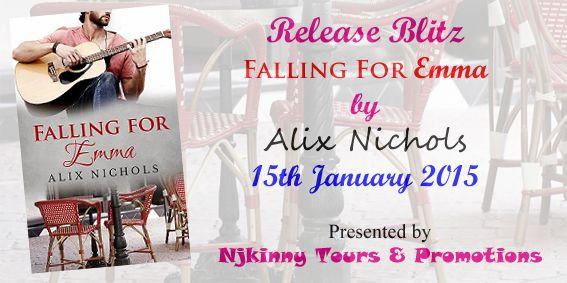 #BookReview #FallingForEmma by Alix Nichols by RRBB..Enjoy! :) https://www.facebook.com/romancereadersbb/photos/a.371565909689118.1073741828.363957320449977/383977785114597/?type=1 #Romance