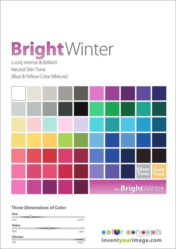 www.styleandthecity.nl - Bright Winter.. voor de heldere wintertypes (winter-lente)