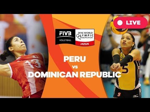 Watch the live stream of the 2016 Women's World Olympic Qualification Tournament here! About the Women's World Olympic Qualification Tournament The FIVB Wome...