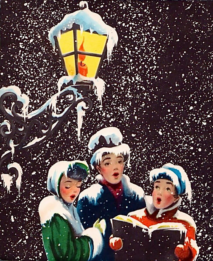 Joy And Noel Holiday Caroler: 17 Best Images About Carolers On Pinterest