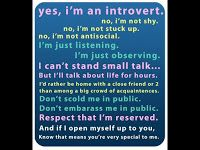 Budding Wings: Living With an Extrovert Can Be Scary