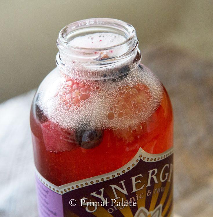 Fermented – Behind the Scenes.  Plus a yummy gingerberry kombucha recipe