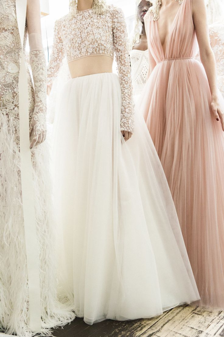 All the Proof You Need that Naeem Khan's Wedding Dresses are Total Masterpieces