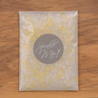 Biodegradable Wedding Confetti Ecofetti