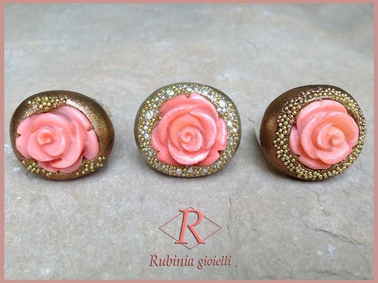 Da Rubinia sono sbocciate splendide rose di corallo!