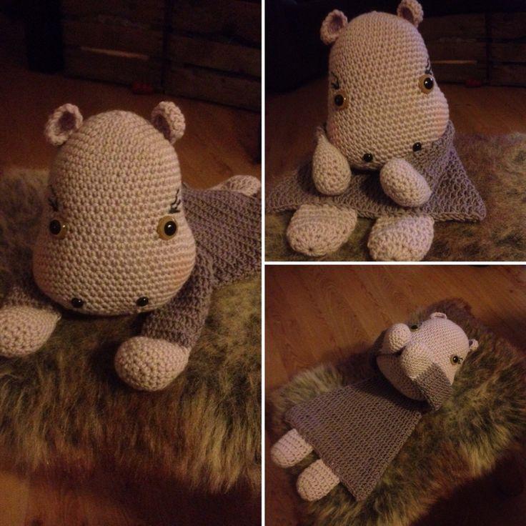 Lappenpop nijlpaardje