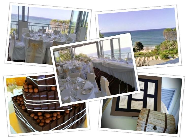 Beach Wedding Reception Theme