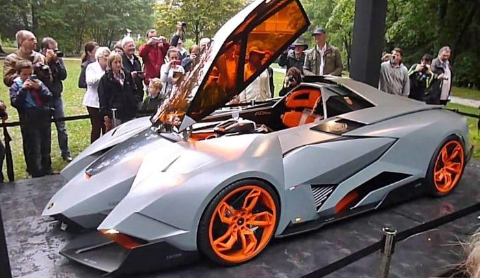 Lamborghini Egoista Price