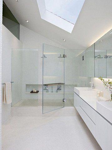attic bath//