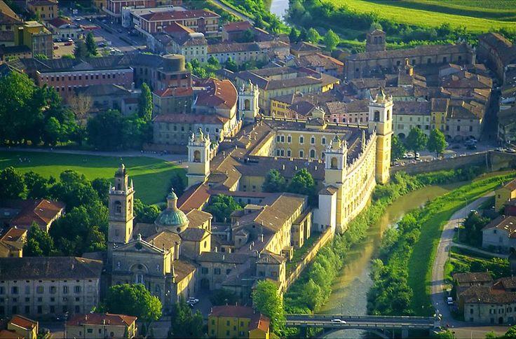 Colorno Parma Italy Paesaggio