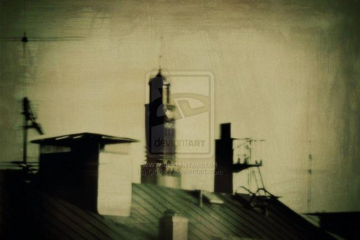STHLM [2012] by GORUD.deviantart.com on @deviantART #Photography #BW #Art #Stockholm