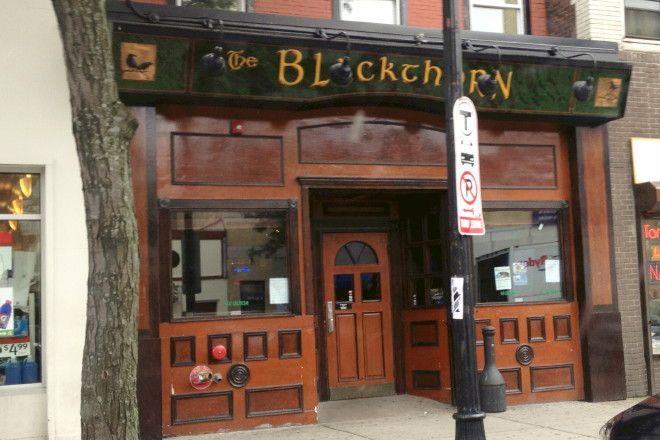 Dive Bar Photo: Blackthorn [CLOSED], South Boston, MA