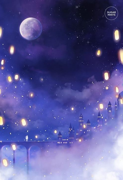 The colours of La La Land and the lanterns of Tangled