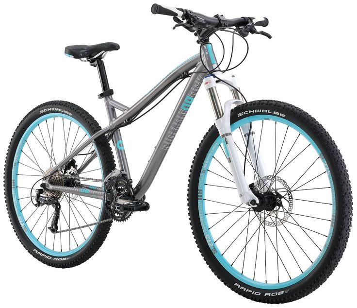 AmazonSmile : Diamondback Bicycles Women's 2016 Lux Sport Hard Tail Complete Mountain Bike : Sports & Outdoors