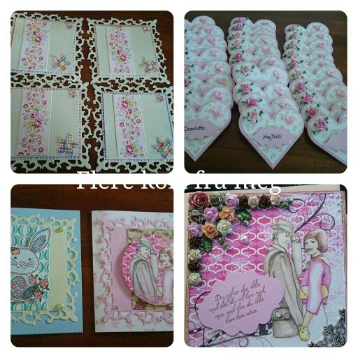 Cards, place cards, wedding