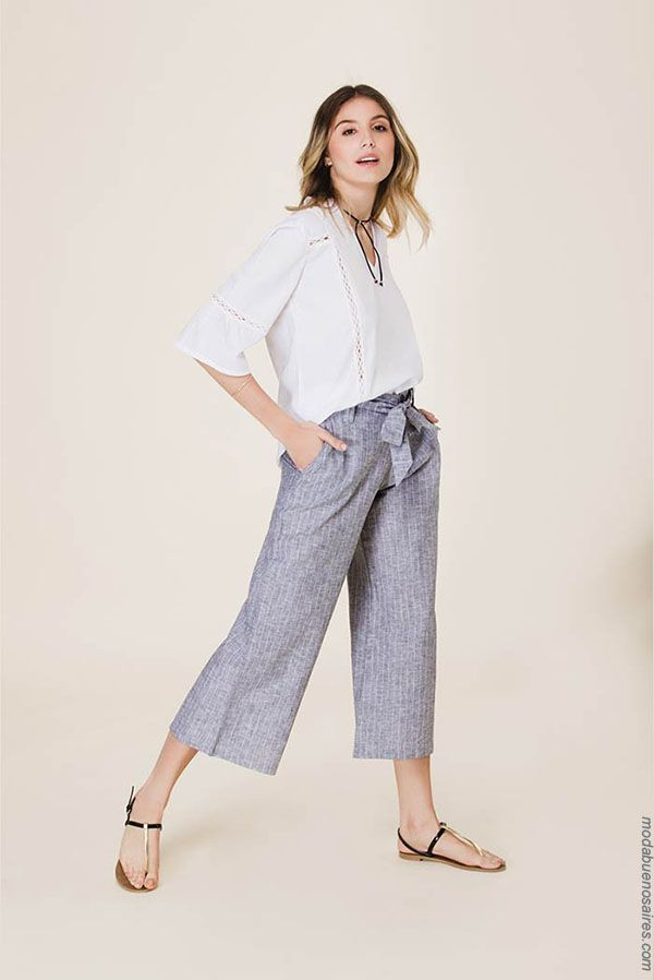 مقلق بالضبط البراعة Pantalones De Moda Mujer Verano 2018 Natural Soap Directory Org