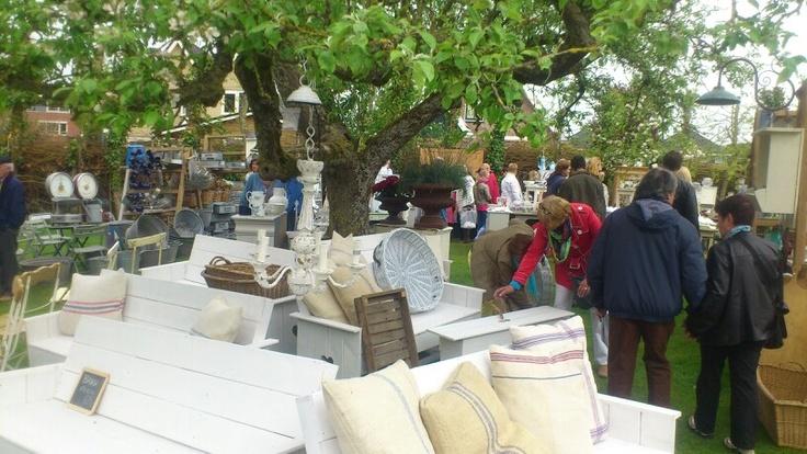 Midwoud  tuinfair Elk jaar met Pinksteren