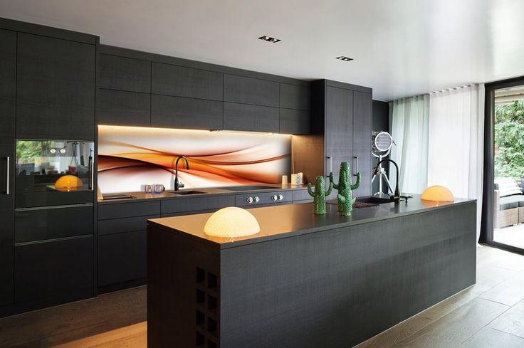 19 best Fototapety do kuchni images on Pinterest   Moderne küchen ...